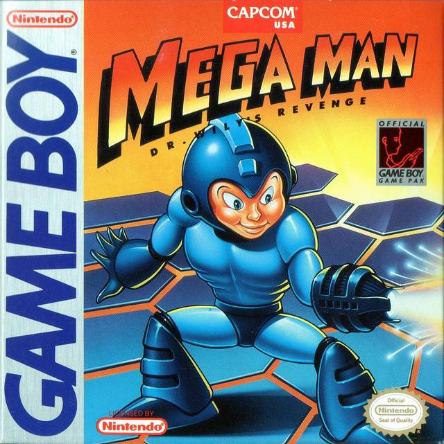 Standard Review: Mega Man: Dr. Wily's Revenge (Game Boy/3DS)