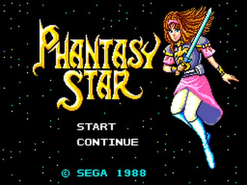 Detailed Review: Phantasy Star (Master System/Genesis/Saturn/PS2/Wii/360/PS3/Switch)