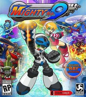 Mighty No. 9: Sadder than an Anime Fan on Prom Night (Detailed Review) (PS3/PS4/360/XOne/Wii U/PC)