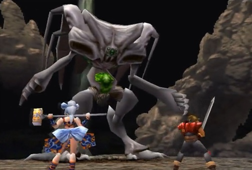 Amazing VGM: Boss Battle 3 (The Legend of Dragoon)