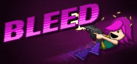 Bleed | logo