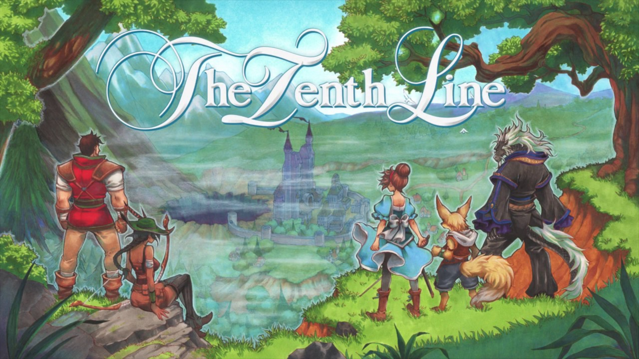 The Tenth Line (PC/PS4/Switch): A High Hurdle to Clear, but Well Worth the Price of Admission (Detailed Review)