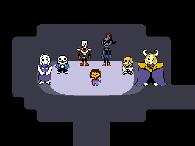 Undertale | Reunited