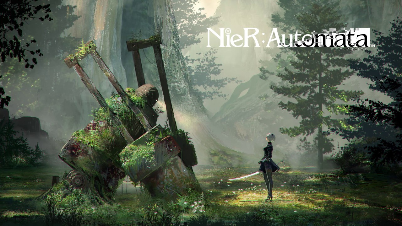 Amazing VGM: The Weight of the World (NieR Automata)