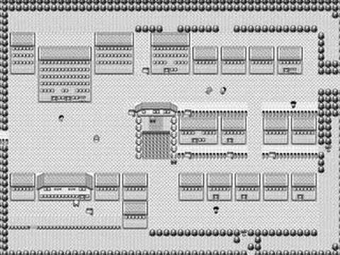 Amazing VGM: Celadon City (Pokemon Red & Blue)