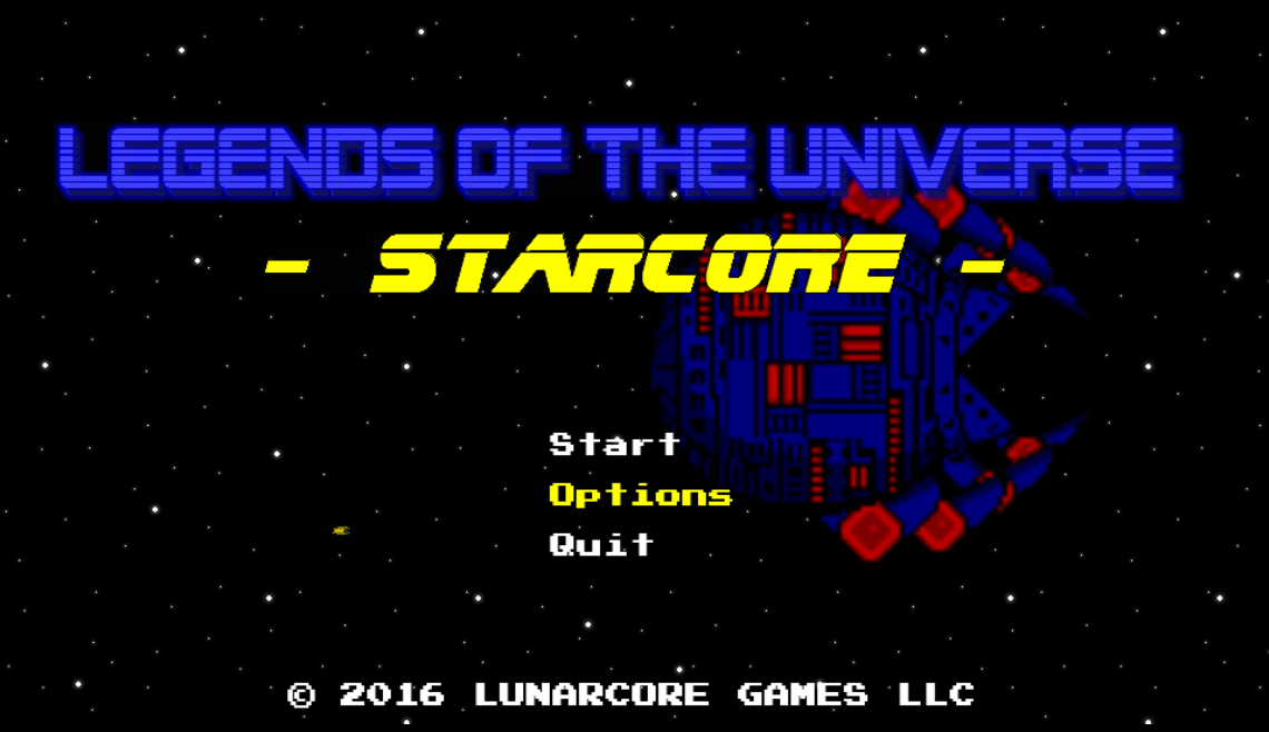 Steam Greenlight Landfill: Legends of the Universe – Starcore