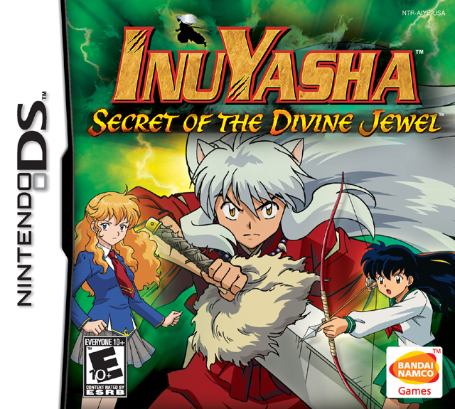 Inuyasha: Secret of the Divine Jewel | Box