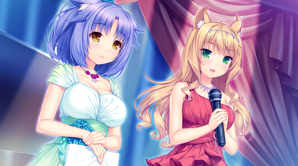 Nekopara Vol. 3 | Maymon on stage