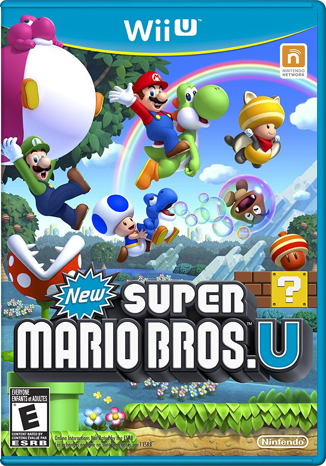 New Super Mario Bros U (Wii U/Switch): Same Old Super Mario Bros (Detailed Review)