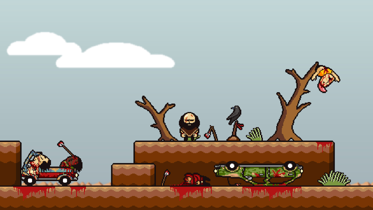LISA: The Painful (PC): Crushing, Depressing, Brilliant (Detailed Review)