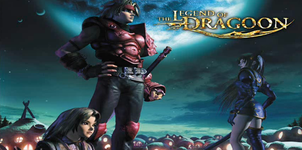 The Legend of Dragoon | Logo