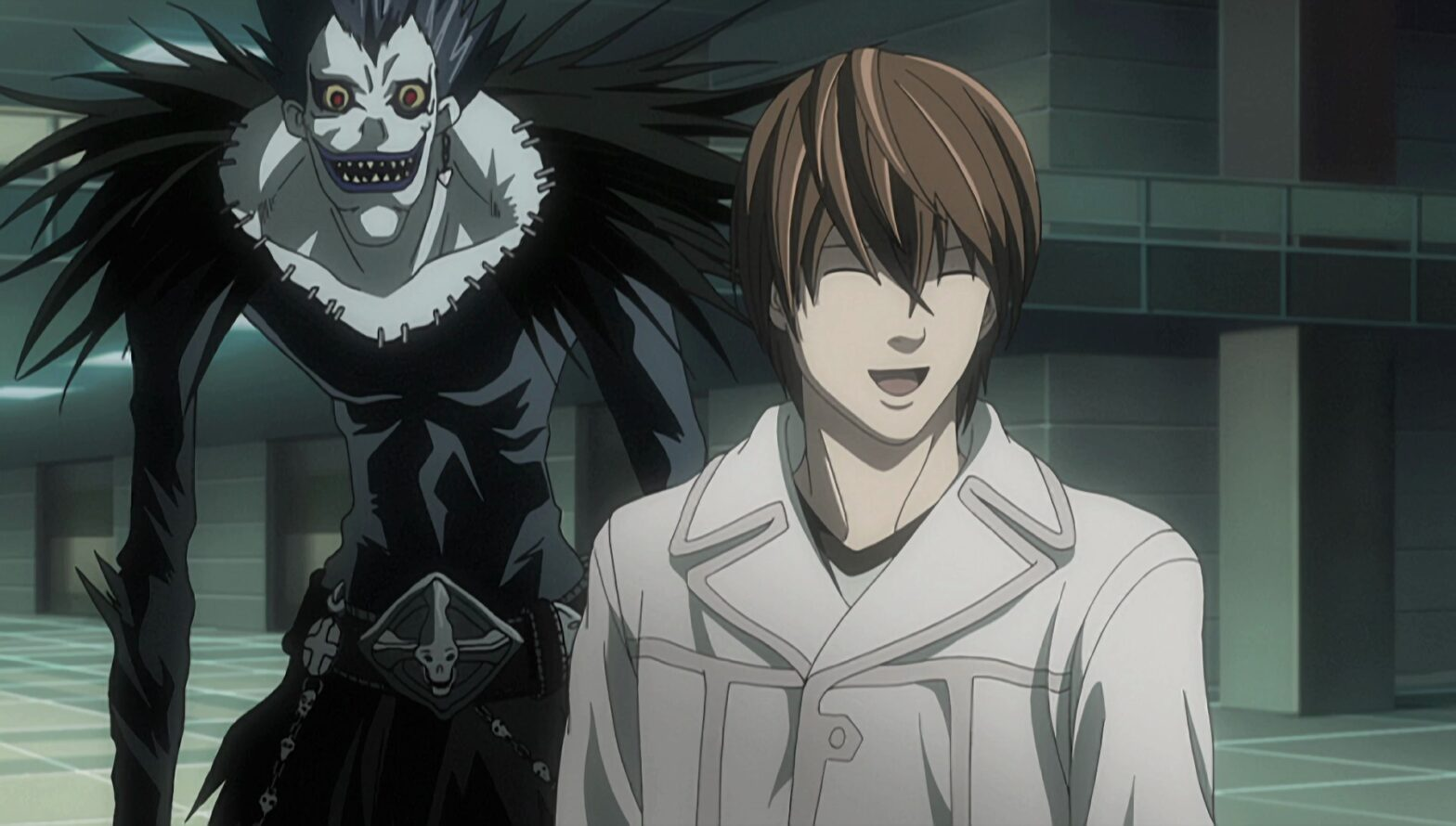 Death Note | Light and Ryuk