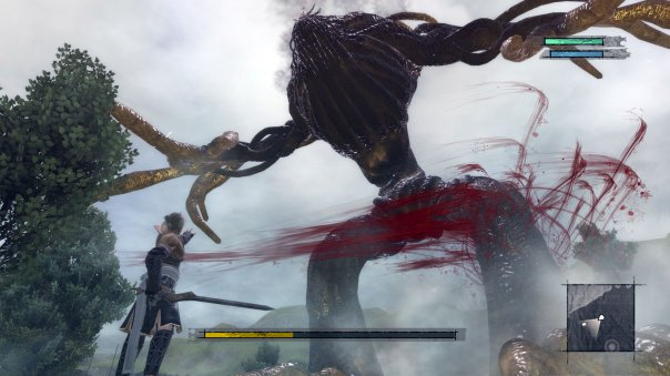 Amazing VGM: The Dark Colossus Destroys All (NieR)