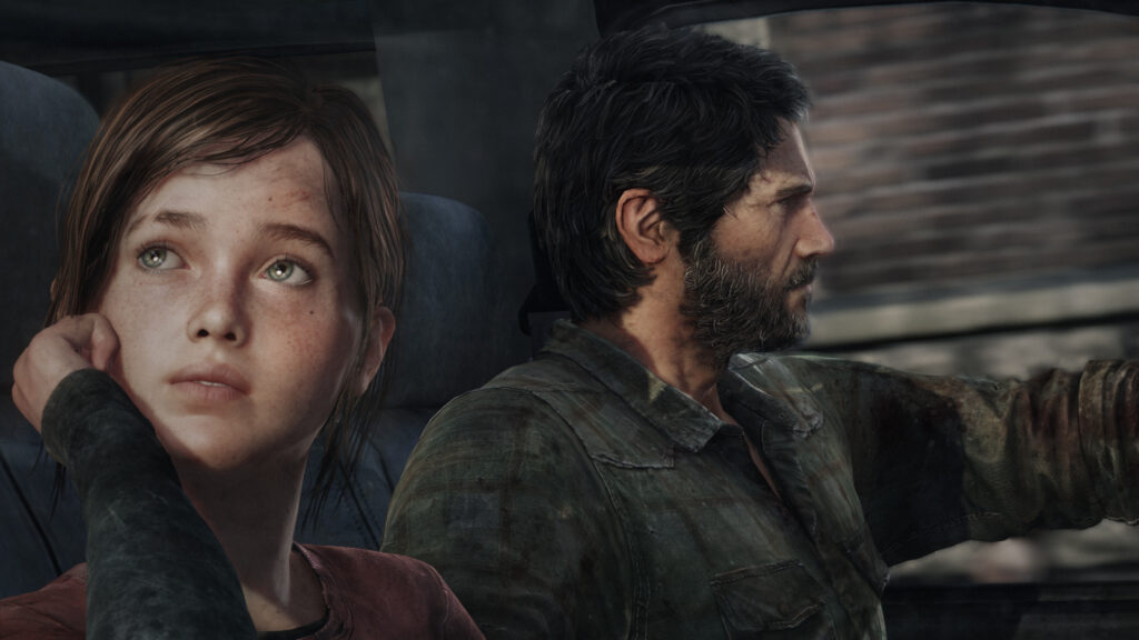 The Last of Us | Joel and Ellie