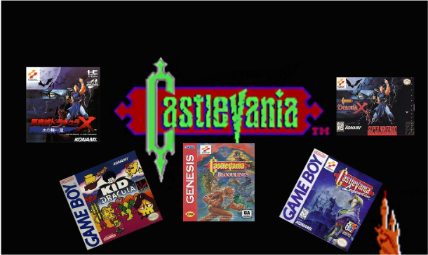 Castlevania Retrospective Part 2