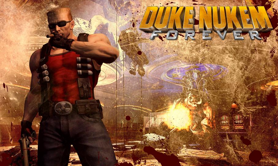 Duke Nukem Forever | logo