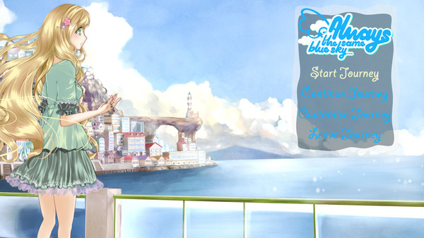 Quick Review: Always The Same Blue Sky (PC)