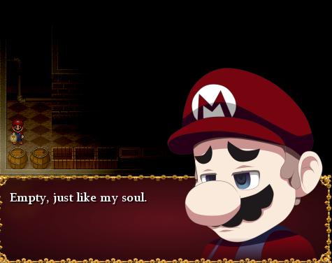 (Mario) The Music Box - ARC   Just like my soul
