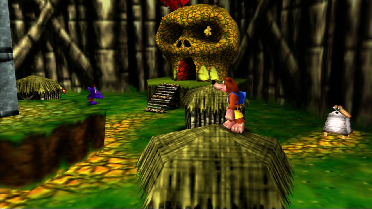 Banjo-Kazooie (N64/360): Rareware's Masterpiece (Detailed Review)