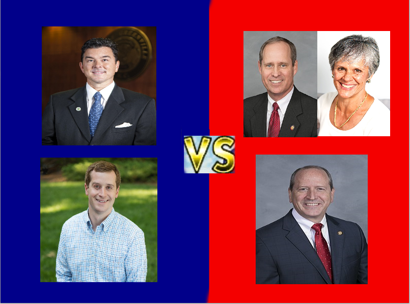 Pink Tsunami: North Carolina Special Elections (2019)