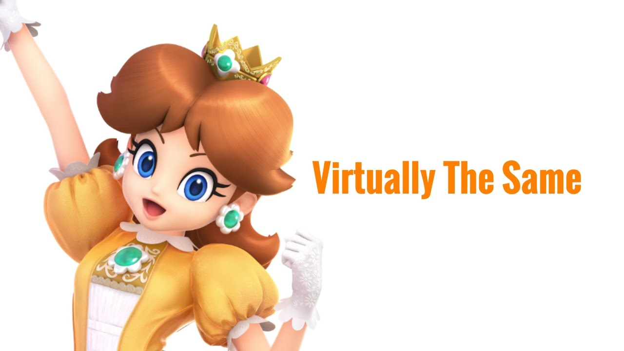 Super Smash Bros. Ultimate | daisy
