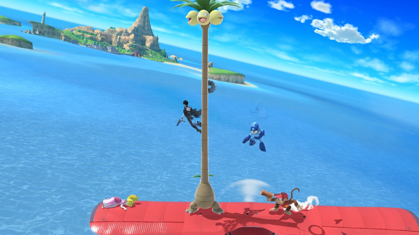 Super Smash Bros. Ultimate | exeggutor