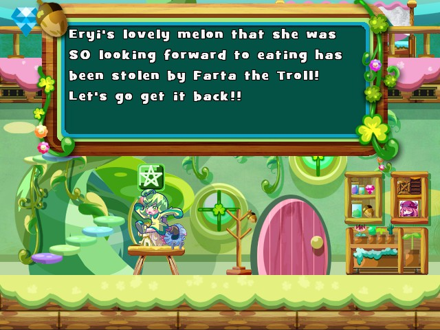 Eryi's Action | melon