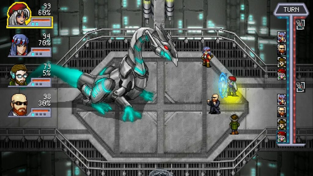 Cosmic Star Heroine | Silver Dragon