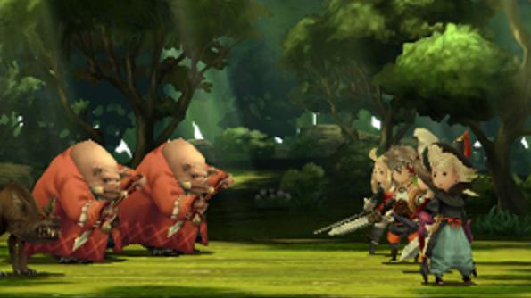 Bravely Default (3DS): Many Will Play, Few Will Finish (Detailed Review)