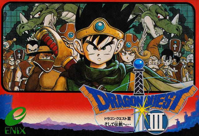 Dragon Quest III: The Seeds of Salvation (NES/SNES/GBC/Ios/3DS/PS4/Switch): A JRPG Legend (Detailed Review)
