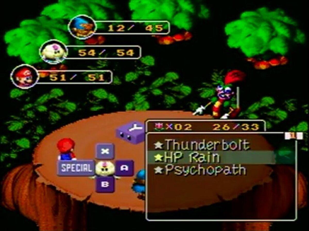 BSuper Mario RPG | Bowyer