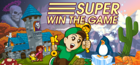Quick Review: Super Win the Game (PC)