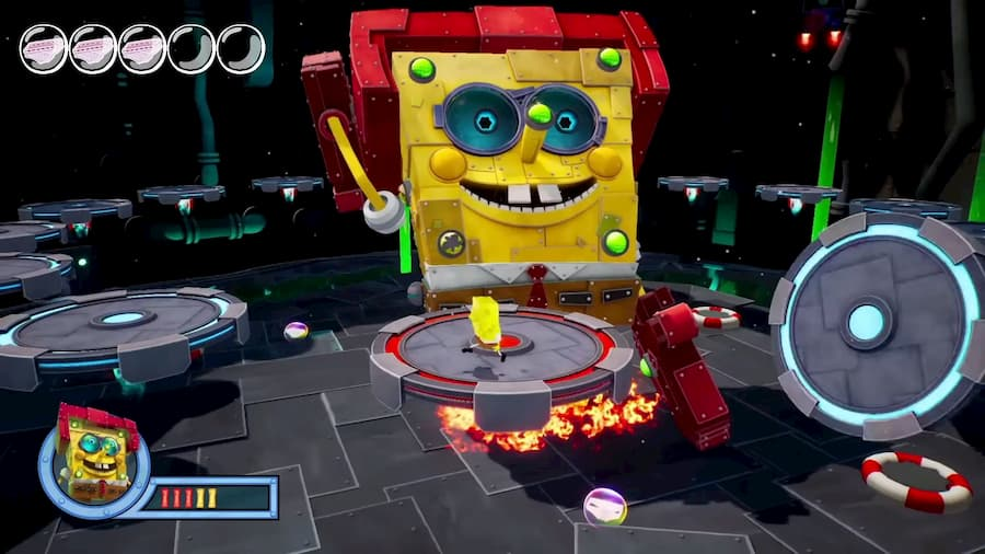 Standard Review: SpongeBob SquarePants: Battle for Bikini Bottom – Rehydrated (PS4/XONE/Switch/PC)