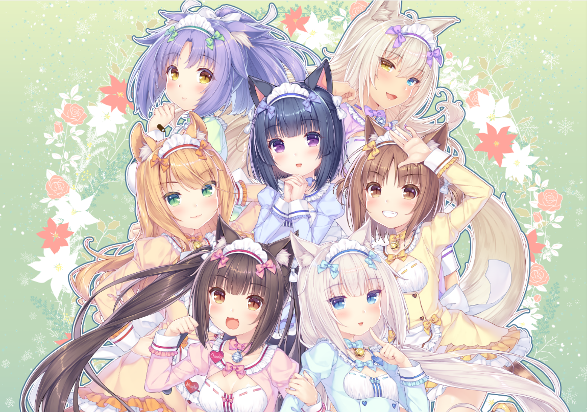 Nekopara Vol. 4: The Best One Yet (PC/PS4/Switch) (Detailed Review) (NSFW)