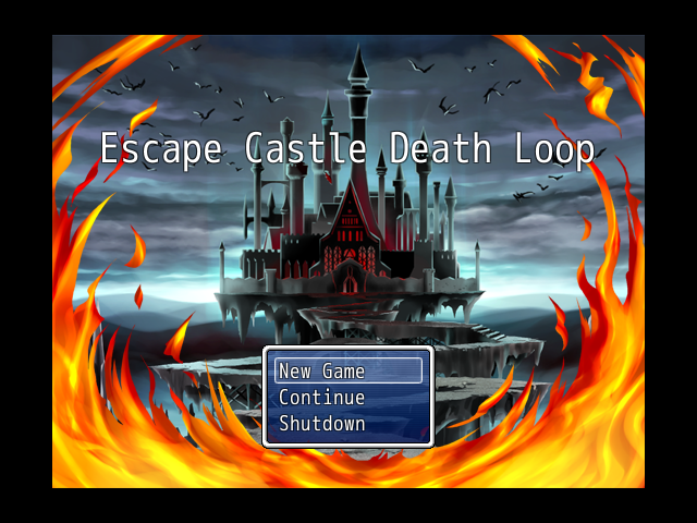 Quick Review: Escape Castle Death Loop (PC)