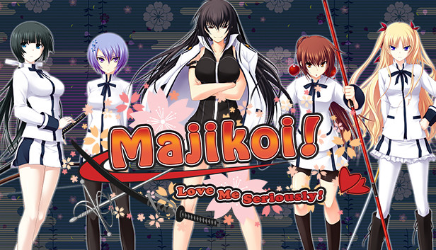 Majikoi! Love Me Seriously! (PC/PS3): Mixed, Yet Ultimately Satisfying (Detailed Review) (NSFW)