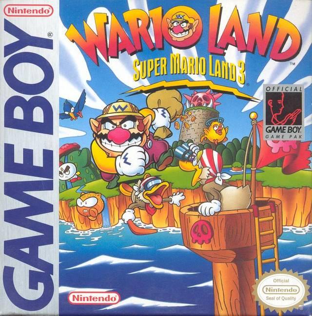 Quick Review: Super Mario Land 3: Wario Land (Game Boy)
